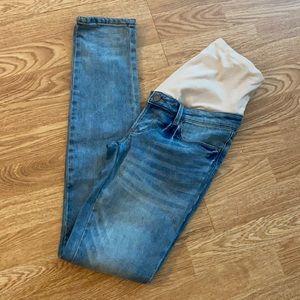Ripe denim maternity jeans